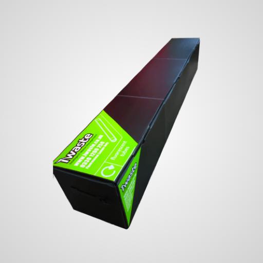 Fluorescent Tube Coffin Hire