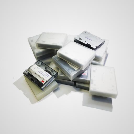 Tapes Destruction